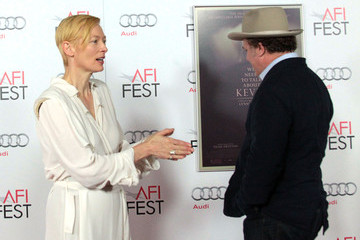 """Tilda Swinton John C. Reilly AFI FEST 2011 Presented By Audi - """"We Need To Talk About Kevin"""" Special Screening - Arrivals"""
