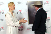 Tilda Swinton and John C. Reilly Photos Photo