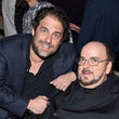 Brett Ratner and James Toback Photos