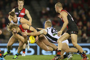 Dyson Heppell Robbie Gray Photos Photo