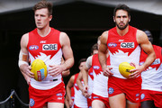 Josh Kennedy and Luke Parker Photos Photo