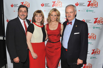 """Gordon Tomaselli AHA Go Red for Women/Elizabeth Banks Premiere Party For """"Just a Little Heart Attack"""" Short Film"""