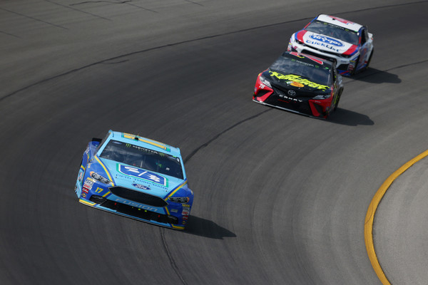 Monster Energy NASCAR Cup Series Consumers Energy 400