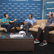 AJ Allmendinger SiriusXM Broadcasts From Indy 500 Carb Day At Indianapolis Motor Speedway