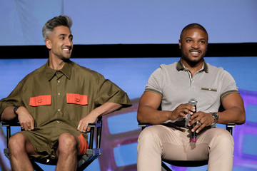 AJ Brown #NETFLIXFYSEE Event For 'Queer Eye' - Panel