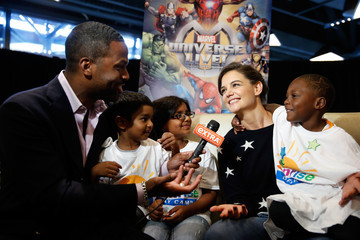 AJ Calloway Marvel Universe LIVE! NYC World Premiere