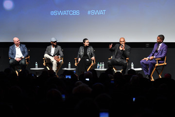 AJ Calloway 13th Annual New York Television Festival - 'S.W.A.T.' World Premiere