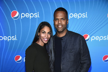 AJ Calloway Planet Pepsi Pre-Super Bowl LIII Party Featuring Travis Scott - Arrivals
