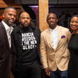 AJ Calloway Spotify Honors Jermaine Dupri And Dallas Austin During Dinner At ONE Music Fest