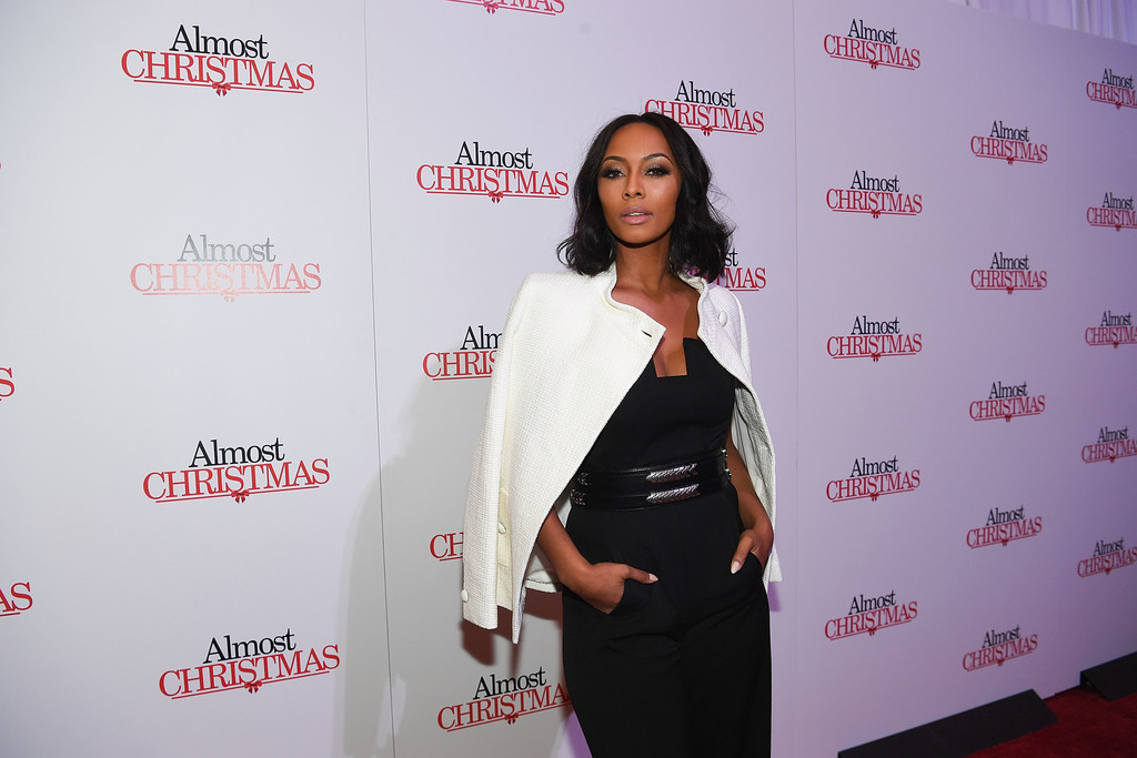 Keri Hilson Photos Photos - \'Almost Christmas\' Atlanta Red Carpet ...