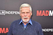 """Actor Robert Morse attends AMC, Film Independent and Lionsgate Present """"Mad Men"""" Live Read at The Theatre at Ace Hotel Downtown LA on May 17, 2015 in Los Angeles, California."""