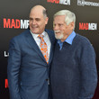 Robert Morse and Matthew Weiner Photos