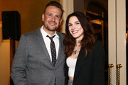 Jason Segel and Eve Lindley Photos Photo