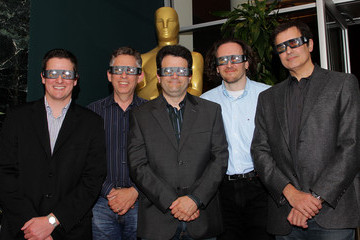 Hoyt Yeatman AMPAS' Getting Perspective 3: Exploring The Craft Of 3D Movie Technology