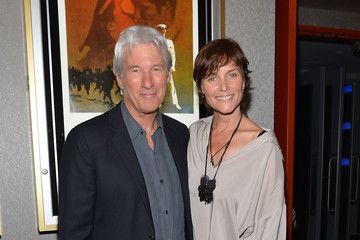 """Richard Gere Carey Lowell AMPAS Special Screening Of """"An Officer And A Gentleman"""""""