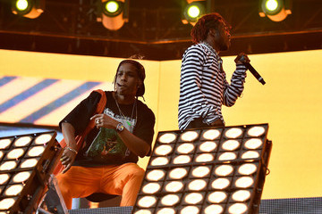ASAP Rocky 2017 Coachella Valley Music and Arts Festival - Weekend 2 - Day 3