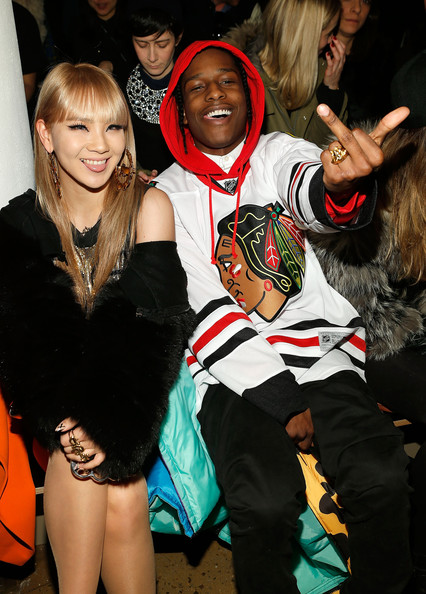 204eb5b0ef2e ASAP Rocky Photos Photos - Jeremy Scott - Front Row - Fall 2013 MADE ...