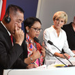 Julie Bishop and Retno Marsudi Photos