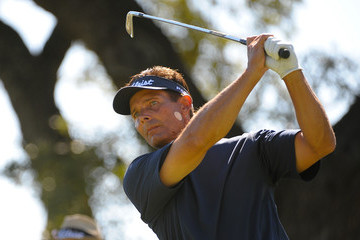 Keith Clearwater AT&T Championship - Round One