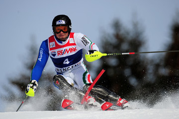 Stefan Thanei AUDI FIS World Cup - Men's Super Combined