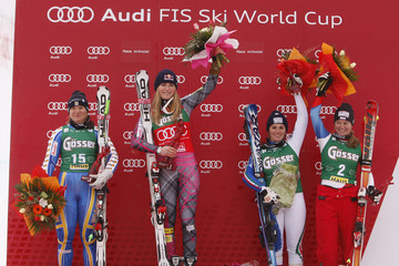 Martina Schild AUDI FIS World Cup - Women's Super Giant Slalom