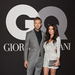 Aarika Wolf GQ and Giorgio Armani Grammy Afterparty