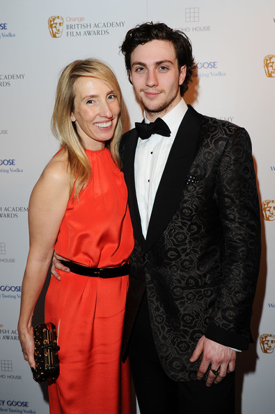 aaron johnson 2011. Aaron Johnson Sam Taylor Wood