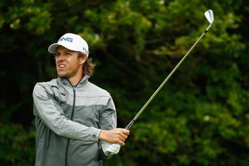 Aaron Baddeley 146th Open Championship - Day One