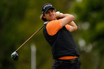 Aaron Baddeley Zurich Classic of New Orleans: Round 1