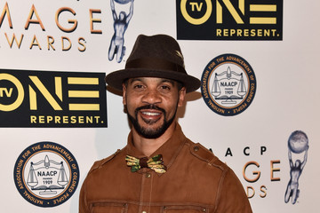 Aaron D. Spears 47th NAACP Image Awards Non-Televised Awards Ceremony