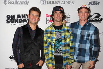 "Aaron Gwin ""On Any Sunday, The Next Chapter"" Premiere At Dolby Theatre"