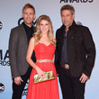 Aaron Henningsen Arrivals at the CMA Awards