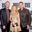 Aaron Henningsen Arrivals at the BMI Country Awards
