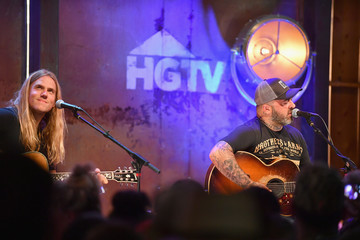 Aaron Lewis HGTV Lodge at CMA Music Fest - Day 3