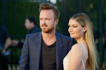Aaron Paul Burberry 'London In Los Angeles' Event - Red Carpet