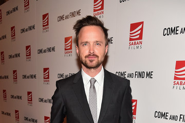 Aaron Paul Premiere Of Saban Films' 'Come And Find Me' - Red Carpet