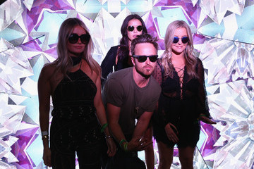 Aaron Paul H&M Loves Coachella Tent at The Empire Polo Field