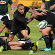 Aaron Smith South Africa vs. New Zealand - The Rugby Championship