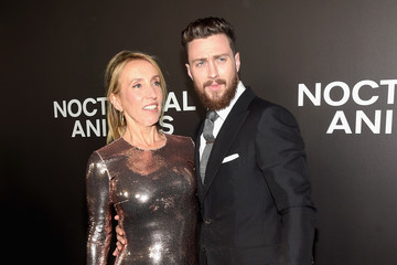 Aaron Taylor-Johnson New York Premiere of Tom Ford's 'Nocturnal Animals'