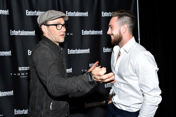 Aaron Taylor-Johnson Entertainment Weekly's Toronto Must List Party At The Thompson Hotel