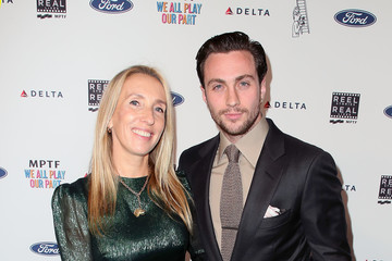 Aaron Taylor-Johnson 7th Annual 'Reel Stories, Real Lives' Event Benefiting MPTF - Arrivals