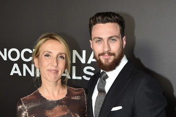 Aaron Taylor-Johnson 'Nocturnal Animals' New York Premiere
