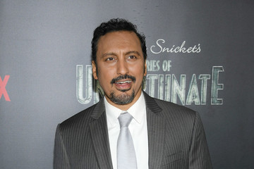 Aasif Mandvi 'Lemony Snicket's A Series of Unfortunate Events' Screening