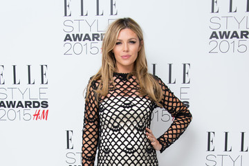 Abbey Clancy Elle Style Awards 2015 - Outside Arrivals