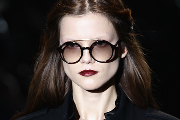 Abbey Lee Kershaw Gucci: Runway - Milan Fashion Week Womenswear Autumn/Winter 2012/2013