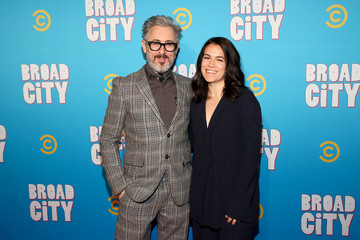 Abbi Jacobson Comedy Central's 'Broad City' Season Five Premiere Party