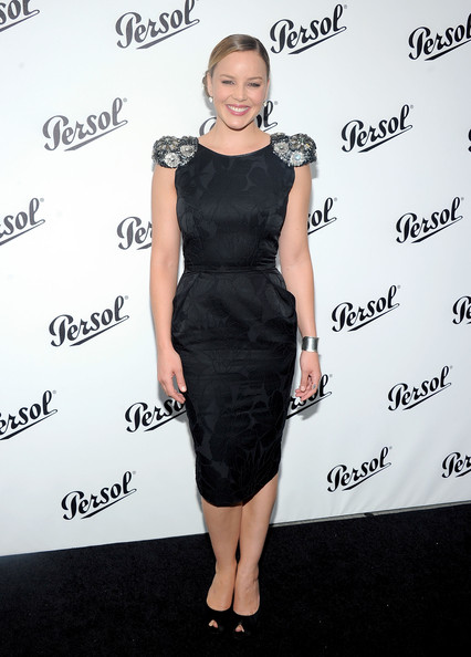 Abbie Cornish - Persol Magnificent Obsessions: 30 Stories Of Craftmanship In Film Event