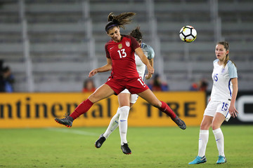 Abbie McManus 2018 SheBelieves Cup - United States vs. England