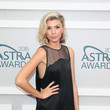 Abby Earl Arrivals at the ASTRA Awards