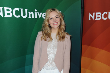Abby Elliott NBCUniversal's Winter TCA Tour: Day 1